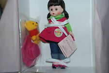 P is for Pooh 8'' Madame Alexander Doll NRFB
