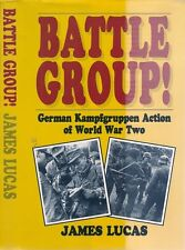 BATTLE GROUP: GERMAN KAMPFGRUPPEN army blitzkrieg world war 2 ii two wargaming