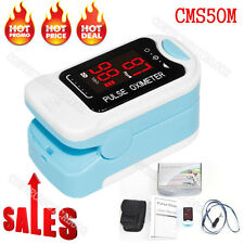CMS50M New Finger Tip Pulse Oximeter Spo2 Heart Rate Monitor Blood Oxygen Rate