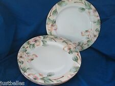 Fairfield DOGWOOD Dinner Plate (s) yellow, pink flowers *have more items to set*