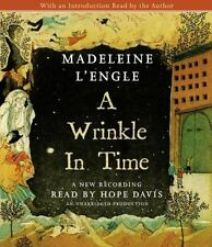A Wrinkle in Time by Madeleine L'Engle (2012, CD, Unabridged)