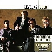 Level 42 Gold definitive collection remastered 2cd 29 hits very best of nr mint