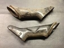 VW AirCooled Super Beetle Dash Defrost Feed Ducting  73 Only