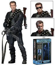 Terminator 2 Judgment Day T-800 PVC Action Figures Statue Display Figurines Toy