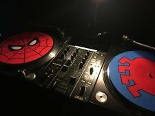 Mondo Officially Licensed Spider-Man Slip Mat Set for Vinyl record Art Print