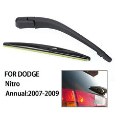 Fit (2007-2009) Dodge Nitro Rear Wiper Arm with Blade Set, OE:5140654AA