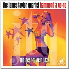 Hammond A Go-Go: Best Of Acid Jazz - James Quartet Ta (2014, CD NIEUW)2 DISC SET