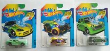 Hot Wheels Color Shifters Lot Of 3