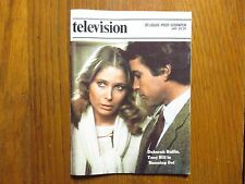 Jan 23-1983 St. Louis Post-Dispatch TV Mag(DEBORAH RAFFIN/TONY BILL/F LEE BAILEY
