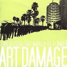 Art Damage FEAR BEFORE THE MARCH OF THE FLA MUSIC CD