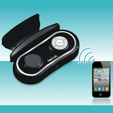 Multipoint Car Steering Wheel Bluetooth Handsfree Kit Speakerphone For Vihicle