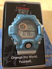 "CASIO G-SHOCK RANGEMAN 2016 ""LOVE THE SEA & THE EARTH"" GW-9402KJ-2JR ICERC RARE"
