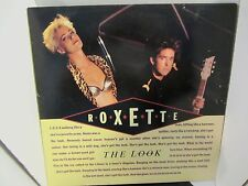 Roxette The Look LP Record Album