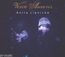 = ANITA LIPNICKA - VENA AMORIS [2013] /CD sealed digipack