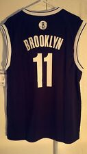 Adidas NBA Jersey Brooklyn Nets Lopez Black Nickname sz S