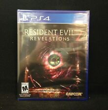Resident Evil Revelations 2 (PlayStation 4)  / Brand New / Sealed / Region Free