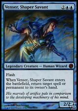 MAGIC  VENSER, SHAPER SAVANT FOIL (FROM THE VAULT TWENTY)