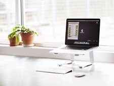 Griffin GC16034-2 Elevator Computer Laptop Stand - Silver/Clear