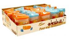 Boyz Spielzeug RY683 Kunststoff Einfache Lagercontainer Slide Top Gießen - Blau