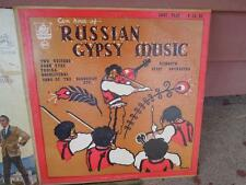 AN HOUR OF RUSSIAN GYPSY MUSIC PLYMOUTH GYPSY ORCHESTRA LP P-12-93
