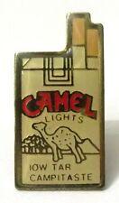 Pin Spilla Camel Lights Sigarette
