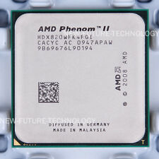 AMD Phenom II X4 820 (HDX820WFK4FGI) CPU 667/2.8 GHz Socket AM3/AM2+ 100% Work