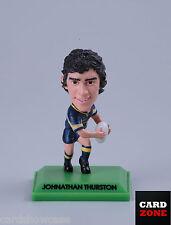 2008 Select NRL STARS COLOR FIGURINE No.26 Jonathan Thurston (Cowboys)
