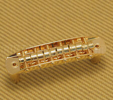 SB-0223-002 Gold Bridge for Fender Mustang® Guitar & Jaguar/Jazzmaster