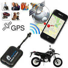 Mini Realtime GPS Tracker Car Vehicle Spy Mini Personal Tracking Device GPRS