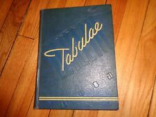 Lyons Township High School LaGrange Illinois 1938 Yearbook Western Springs IL