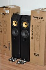 B & W cdm7se Bowers & Wilkins SPECIAL EDITION Highend Altoparlante top