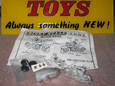 Dinky Style, SUPERB ORIGINAL - MOTORCYCLE  MINT in its original plastic bag