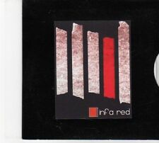 (DW722) Infa Red, When Fear Becomes A Friend - DJ CD