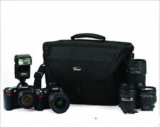Lowepro Nova 200 AW DSLR Camera Photo Carry Shoulder Bag Case with Rain Cover