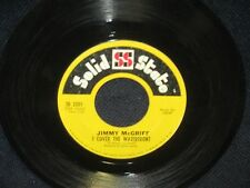 """Jimmy McGriff """"I Cover the Waterfront/Slow But Sure"""" 45"""