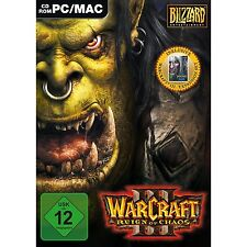 Warcraft 3 - Gold PC NEW + original package