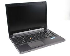 HP EliteBook Workstation 8560w // i7-2820QM, 8 GB, 750 GB, Quadro 2000M