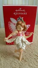 2015 Hallmark Fairy Surprise Mystery Fairy Messengers Christmas Ornament