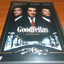 Goodfellas (Dvd, 2004, 2-Disc Set, Special Edition) Joe Pesci Used Ray Liotta