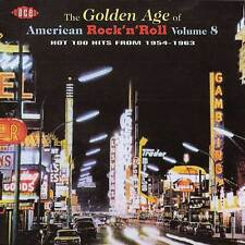 The Golden Age Of American Rock 'n' Roll V8 (CDCHD 750)