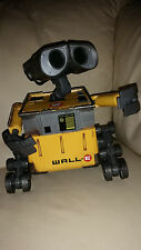 Disney Pixar Wall-e Walle 9'' Interactive Robot U Command Used but Working