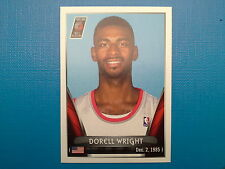 2014-15 Panini NBA Stickers Collection N.308 Dorell Wright Portland Blazers