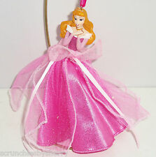 Disney Princess Aurora Sleeping Beauty Gown Ornament Christmas Theme Parks