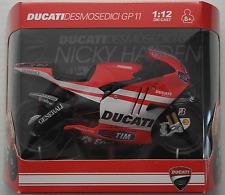 NewRay - Ducati Desmosedici GP 11 MotoGP 2011 Nicky Hayden 1:12 Neu/OVP
