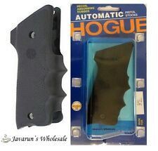 Ruger Mark II .22 Auto Rubber grip with Finger Grooves by HOGUE R82-000
