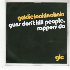 (GD472) Goldie Lookin Chain, Guns Don't Kill People, Rappers Do - 2004 DJ CD