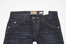 NEU - Energie - W32 L34 - Straight Cut Jeans - Regular Fit - Night Denim - 32/34