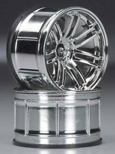 NEW HPI Racing LP35 Wheel Rays Volkracing RE30 Chrome (2) 3342