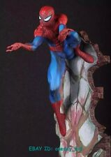 "Marvel THE Blue AMAZING SPIDER-MAN 2 Last Stand 18"" Statue Figure Figurine NIB"