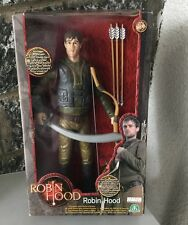 2006# VIVID ULTRA RARE BIG FIGURE ROBIN HOOD 12 INCHES# NIB